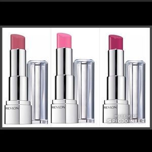Revlon Ultra HD Lipsticks, 3 Colors Included💋💄💋